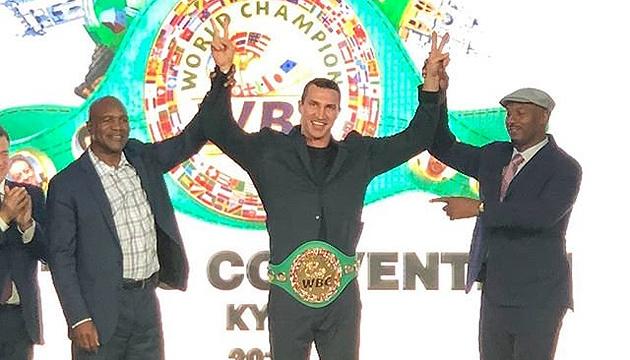 7 найяскравіших подій на конгресі Всесвітньої боксерської ради у Києві
