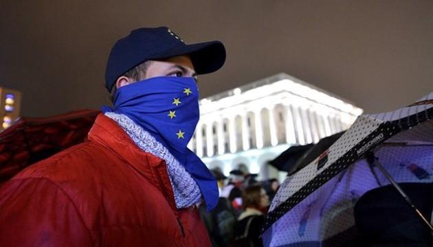 Какие политические силы поддерживали с 2014 года реформы и европейскую интеграцию Украины?