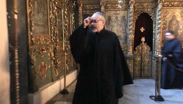 Другий день Синоду: росіяни ходили по п'ятах за екзархами
