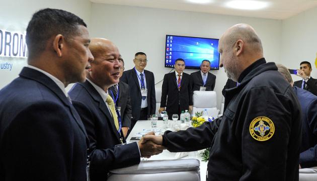 Тайские военные заинтересовались новыми украинскими БТР
