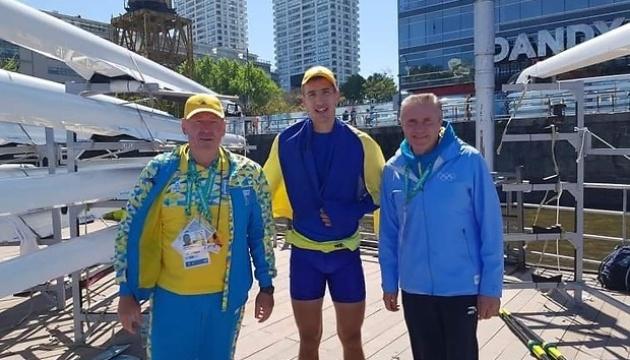 Иван Тищенко: Моя медаль - это результат упорного труда