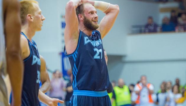 Баскетбол: «Дніпро» пробився до групового раунду Кубка ФІБА-Європи як лакі-лузер