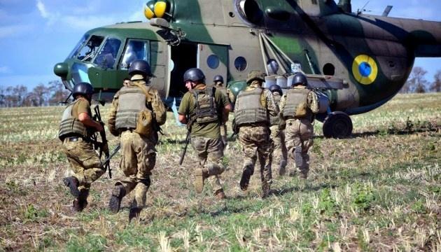Les exercices militaires Clear Sky 2018 ont commencé en Ukraine (vidéo)