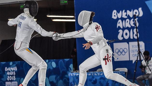 Катерина Чорній: Мати дві золоті медалі ЮОІ – це дуже приємно