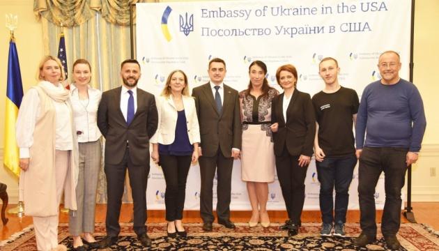 Посольство України в США співпрацюватиме з українськими освітянами Америки
