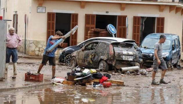 На Майорке количество погибших от наводнения возросло до 10