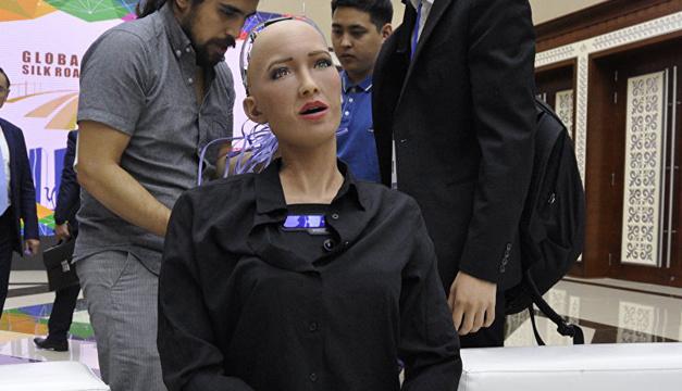 Розробники розкрили таємницю: Софія - не єдина, таких роботів кілька