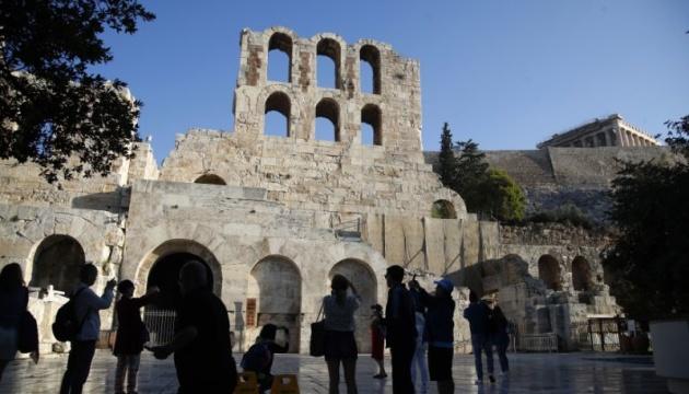 У Греції закрили Акрополь й інші музеї через страйк