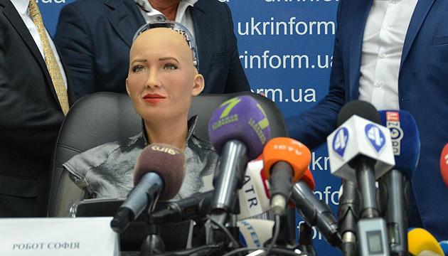 Любовь между роботами и людьми возможна - робот София