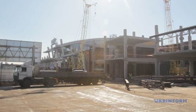 """В расширение терминала """"А"""" в Жулянах инвестор вложит 630 миллионов"""