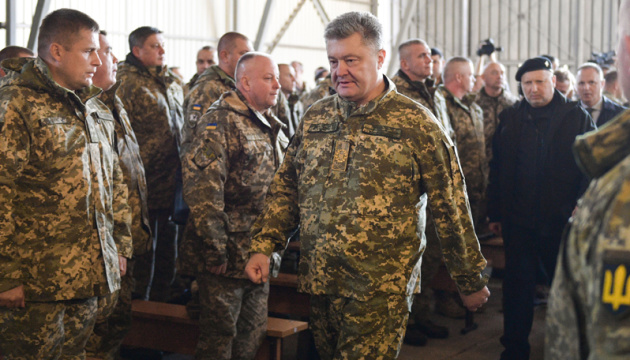 UAH 100 bln to be allocated to Ukraine's Defense Ministry next year