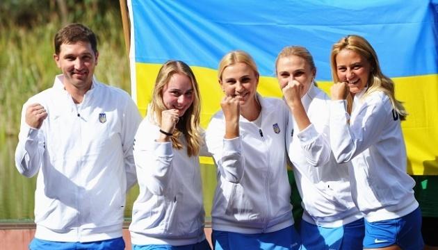 Кубок Федерации: теннисистки сборной Украины выступят в Польше