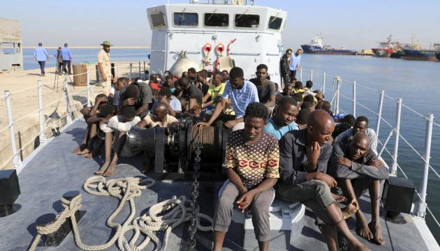 Понад 100 тисяч мігрантів цьогоріч перетнули Середземне море - МOM