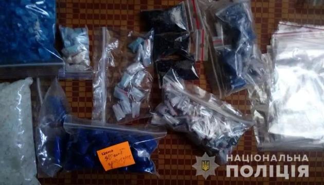 У Херсоні затримали наркодилерів з психотропом на понад мільйон грн