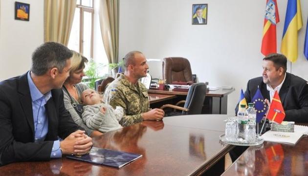 На Житомирщине 136 семей участников военных действий на Донбассе обеспечены жильем