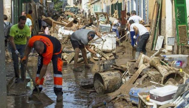 Число жертв наводнения на Мальорке возросло до 12