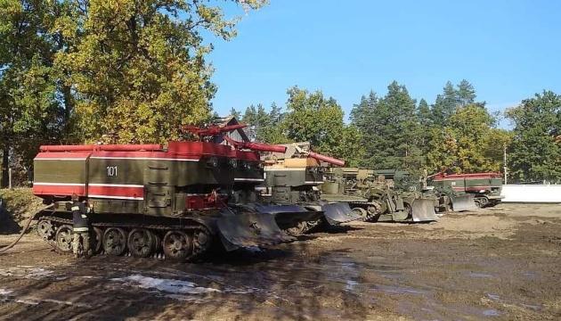 Разминирование территории 6-го арсенала планируют завершить сегодня