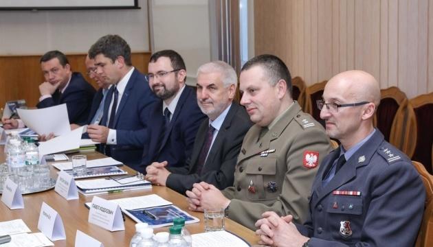 Ukraine's Pivdenne Design Office, Polish Space Agency discuss prospects of building satellites. Photos