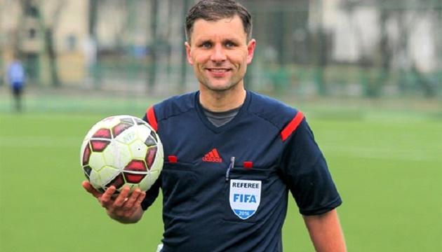 Матч Україна – Чехія Ліги націй УЄФА судитиме бригада арбітрів із Литви
