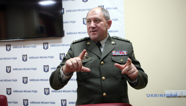 Військовий комісар розповів про проблеми з призовом у Києві