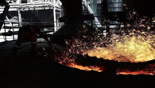 乌克兰工业生产增长1.8%