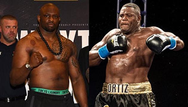 Бокс: WBC поддержала бой супертяжей Уайт - Ортис