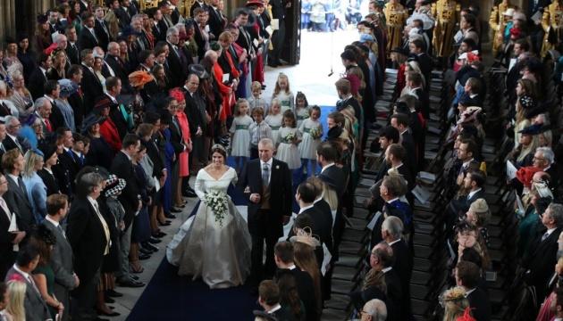 У Британії виходить заміж онучка королеви Єлизавети ІІ