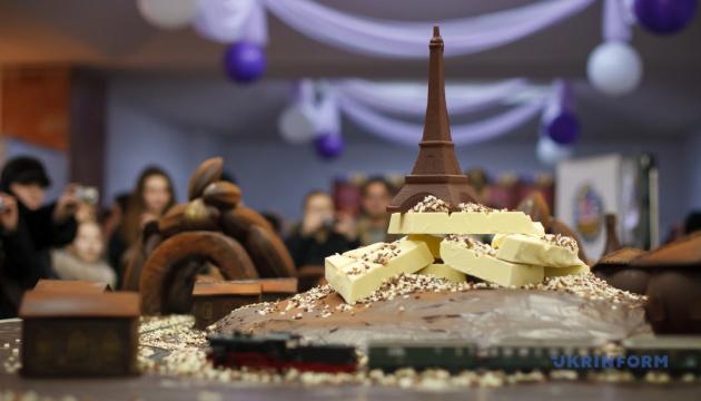 Национальный праздник шоколада стартовал во Львове