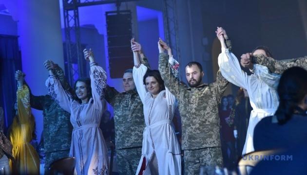 В Киеве с успехом прошел танцевальный проект МИП