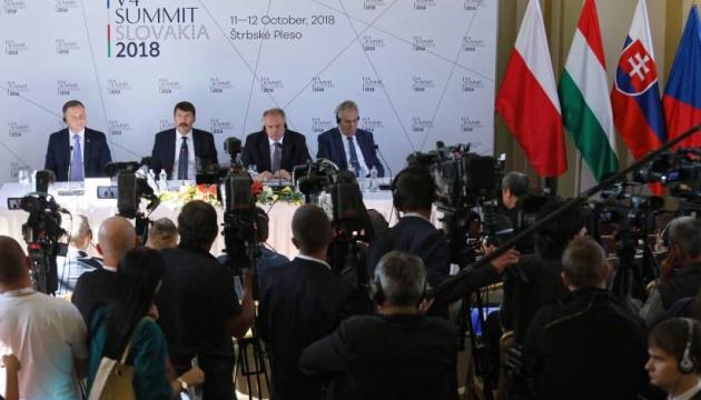 Дуда каже, що V4 розуміє — Nord Stream 2 не має нічого спільного з бізнесом