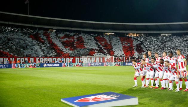 УЄФА підозрює, що матч Ліги чемпіонів «ПСЖ» - «Црвена Звезда» був договірним