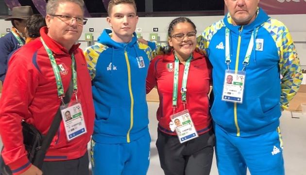 Юнацька Олімпіада: Дмитро Гонта бере «бронзу» в кульовій стрільбі