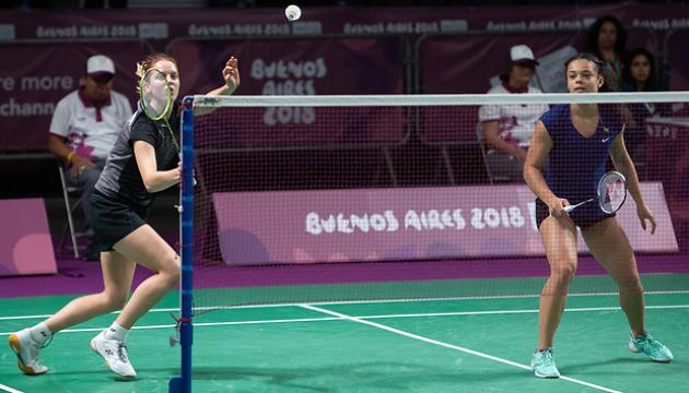 Юношеская Олимпиада: Анастасия Прозорова выиграла «серебро» в бадминтоне