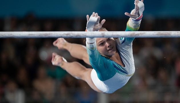 Анастасия Бачинская: Моя медаль в Аргентине - подтверждение силы украинской гимнастики
