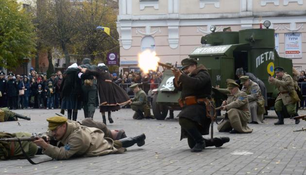 На Виннитчине устроят реконструкцию боя армии УНР с большевиками