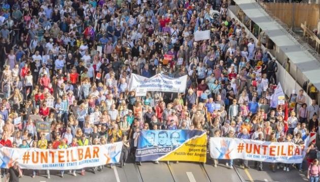 У Берліні — багатотисячні протести проти расизму й дискримінації