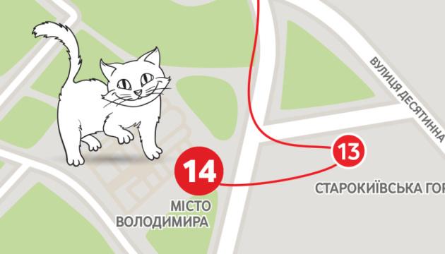 Тайны Андреевского спуска раскроют коты-экскурсоводы