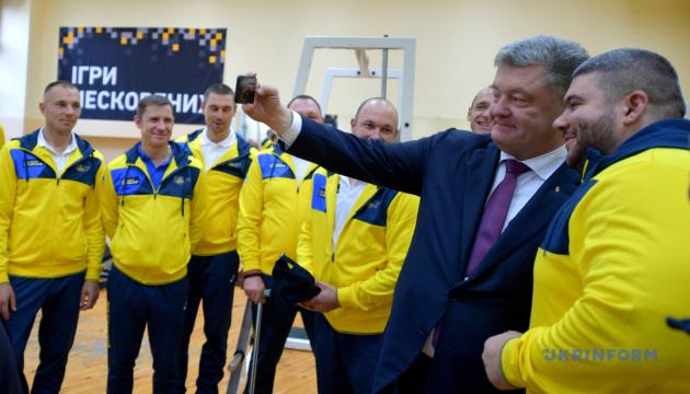 Poroshenko pide a los ucranianos en todo el mundo que apoyen a nuestros héroes en el Invictus Games (Vídeo)