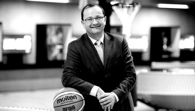Умер генсекретарь Международной федерации баскетбола