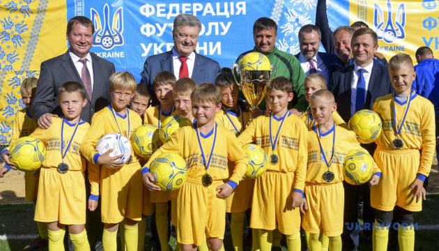 Через год крымская футбольная команда