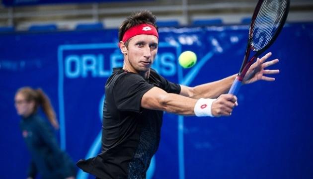 Стаховський з перемоги над де Схеппером розпочав виступи на турнірі АТР в Антверпені
