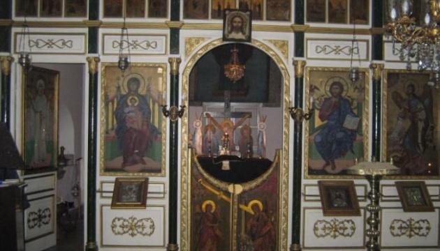 У церкві, де відбулося диво Покрови, помолилися українською