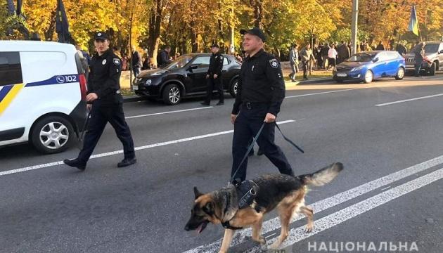 У поліції достатньо засобів, аби забезпечити порядок у Києві – Крищенко