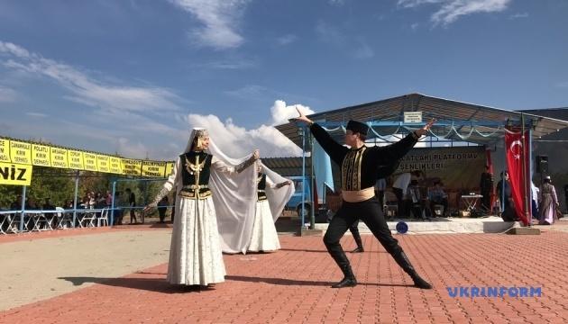 Кримськотатарська громада Туреччини відзначила свято врожаю