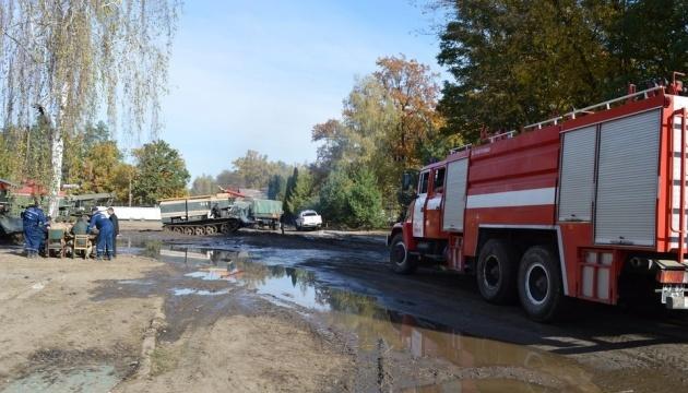 Explosionen im Arsenal: Itschnja und drei Dorfer ohne Gas, Hilfsaktionen organisiert - Foto