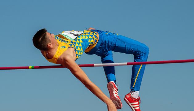 Прыгун в высоту Олег Дорощук: Медаль юношеских Игр важна для спортивной капрьеры