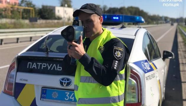 С завтрашнего дня на украинских дорогах начнут штрафовать за превышение скорости
