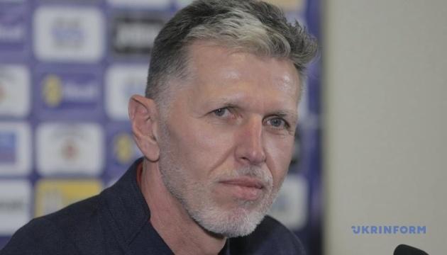 Тренер збірної Чехії: Якщо ми хочемо вийти з групи, то повинні завтра перемагати