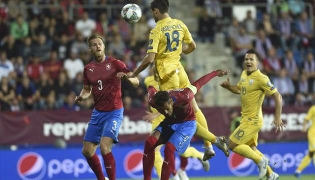 Украина - Чехия: текстовая трансляция матча Лиги наций - сегодня на Укринформе