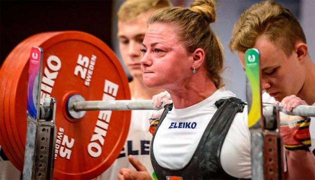 Важка атлетика: українка Мельник встановила світовий рекорд
